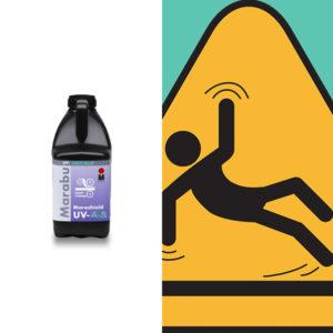 UV PLV Tex Floor Antidérapant