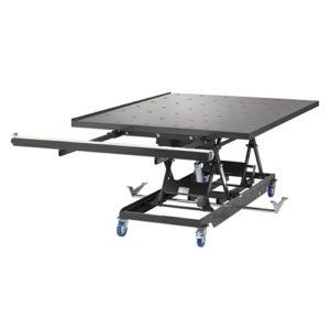 EPS PostPrint - Table elevatrice à rouleaux omnidirectionnels