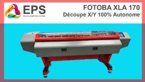 Fotoba XLA 170 video